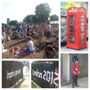 London Olympics Day2 #TakePart2012